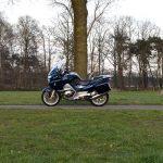 BMW Tour R 1200 RT Blue Metallic – 91.730km – BJ2007