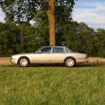 Jaguar XJ Sovereign 4.0 V8 – Platinum Silver Metallic – 139.427km – BJ2000