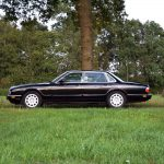 Gereserveerd – Jaguar XJ Sovereign 3.2 V8 – Anthracite Metallic – 175.339km – BJ1999