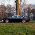 Jaguar XJ Series 1 4.2 Aut Saloon – Dark Blue – 116.024km – BJ1971