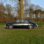 Jaguar MK2 4.2 L6 Automatic – British Racing Green – 38.339km – BJ1961