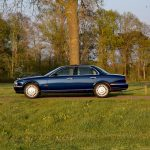 Jaguar XJ Super V8 4.2 V8 – Lazurite Blue Metallic – 198.839km -BJ2003