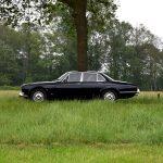 Jaguar XJ 2.8 Manual Series 1 – Dark Blue – 130.932km – BJ1969