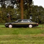 Daimler Eight 4.0 V8 LWB – Sherwood Green – Cashmere – 207409km – Y1998